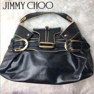 Stunning Jimmy Choo Tulita Hobo Bag